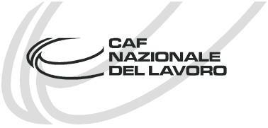 CAF NAZIONALE DEL LAVORO